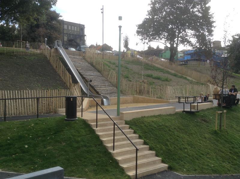 Payers Park Folkestone