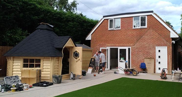 Field Lane Project in Surrey