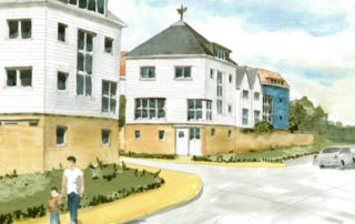 New Project; The Saltings - St Mary's Bay