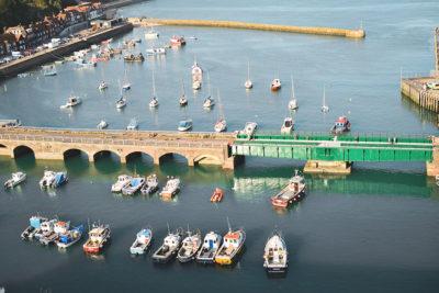 Folkestone Harbour Architectural case study for Martello