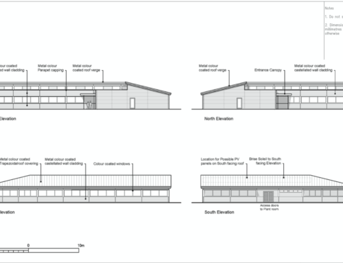 Exciting new project for Martello Building Consultancy and Tender Opportunity